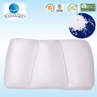 Nylon fabric special shape microbeads stuffed massage pillow
