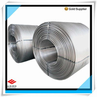 aluminum wire for steel deoxidation