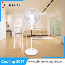bedroom appliance electric fan with spare parts