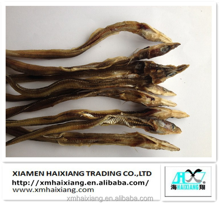 Price for dried eel fish