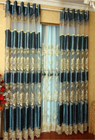 Wholesale products bathroom cafe curtains/window curtain