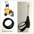 JZ616 cart-style car cleaning machine