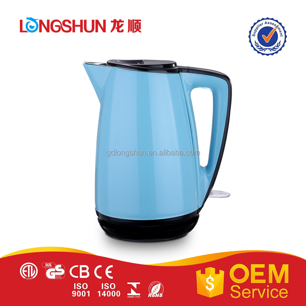 Home appliances stainless steel electric kettle factory 240v travel tea kettle