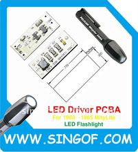 LED Driver PCBA For Flashlight
