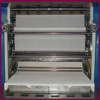 Good Quality 2 Ply 110 Sheets 100% Recycled Fibre Facial Tissue Making Machine
