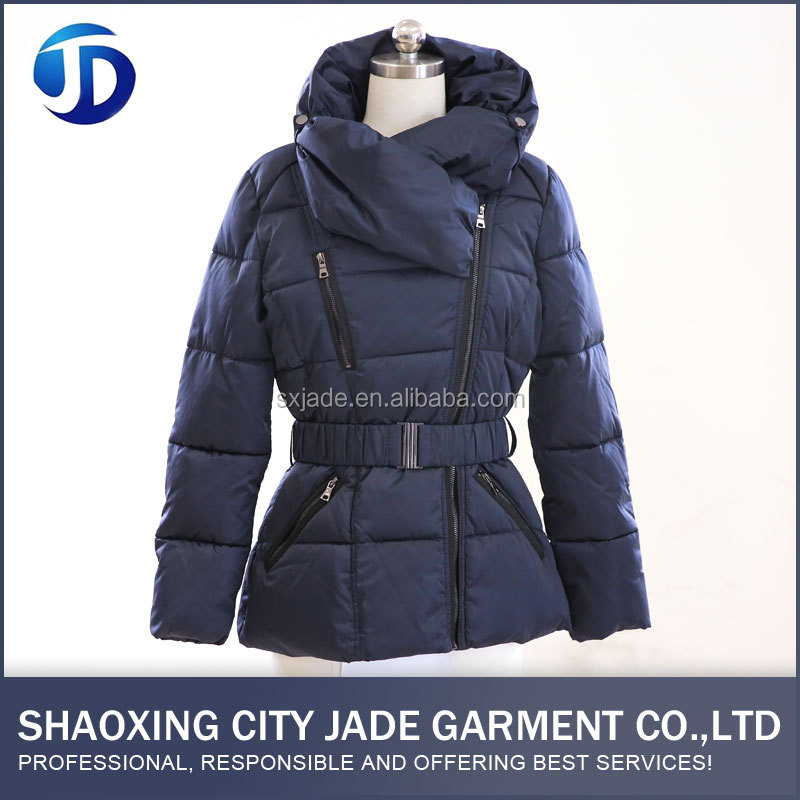 Cheap Fancy Women Snow Padded Coat