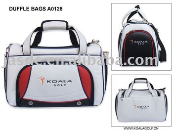 Customized Golf Boston Bag