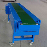 High Quality Belt Telescopic Conveyor For
