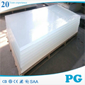 PG Custom Light Diffuser Scratch Resistant Acrylic Sheets