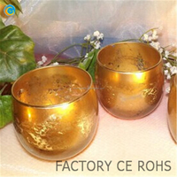 Votives of Gold Silver Rose Gold for Weddings 100% product quality protection