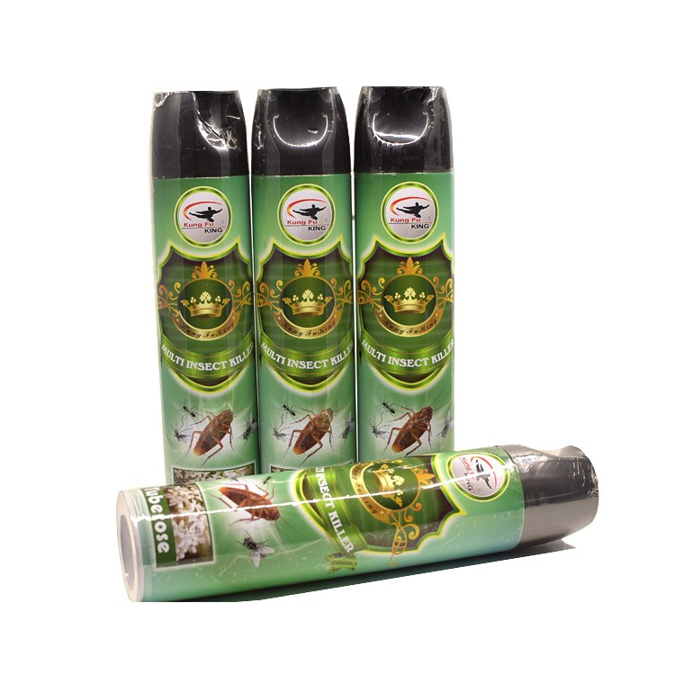 Competitive Price Water Base Chemical Aerosol Insecticide
