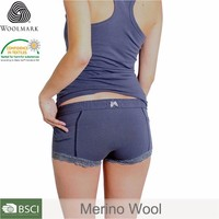 women boxers,merino wool woman underwear,lady underpants