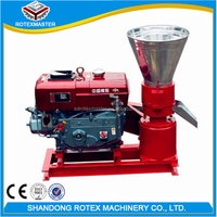 Zambia Most Popular Chicken Poultry Feed Pellet Making Machine for Sales