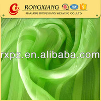 Fabric textile supplier China wholesale accordion pleats chiffon fabric