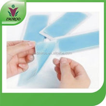 Original manufacturer ! Silicone fever cooling gel patches for baby and adults