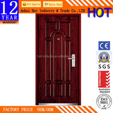 2016 Hot Selling Strong Big Gate Doors Metal Door Security Gates for Front Doors