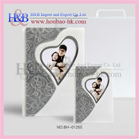 fashion digital photo album with crystal and painting cover