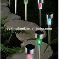 Selling Cheap Solar Stainless Steel Lights