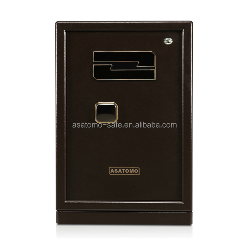 Premium substantial home miniature wall mounted jewelry safe lock box