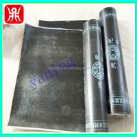 Chinese famous brand cheap 2/3/4mm SBS bitumen waterproof membrane, roll building roof asphalt