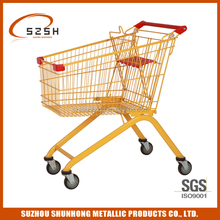 portable folding shopping cart(Europe style)