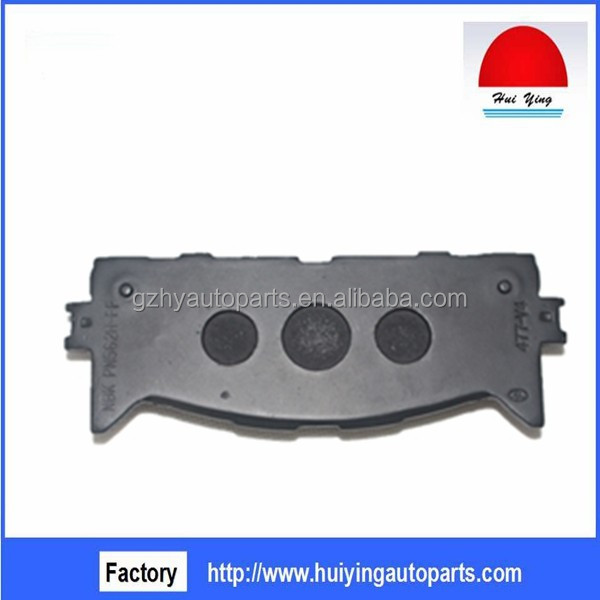 For 2006-2010 AVC40,CAMRY Auto Brake Pad And Disc For Toyota Cars OEM 04465-33450