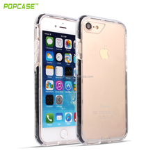 Hot Selling Full protective Colorful TPU+PC+SILICONE cell phone case for IPhone7