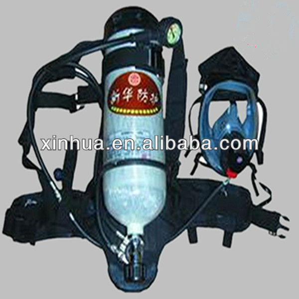 RHZKF6.8 msa breathing apparatus