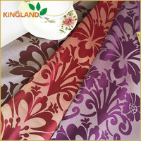 Top quality blackout jacquard curtain fabric