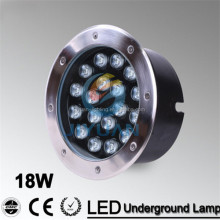 Low voltage 3w 12v Led In Ground Drive Over Light Fixture Recessed