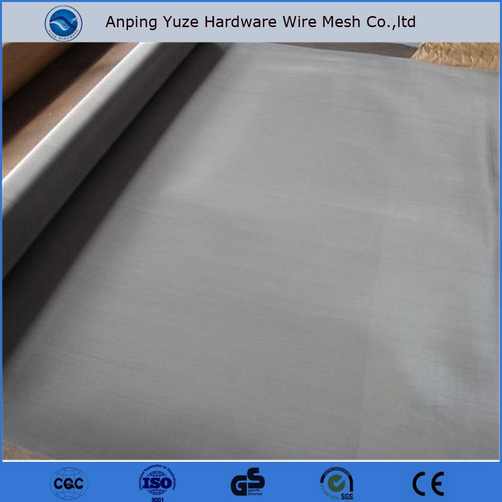 2017 Alibaba hot sale dutch weave 12 mesh monel k-500 netting screen ( Made in China )