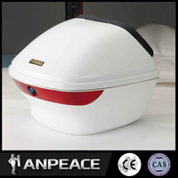Streamline appearance top quality motorcycle tail box