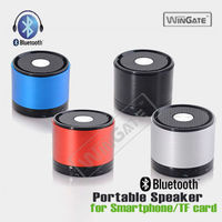 Portable Mini-boom 3.5mm Bass Mini Bluetooth Speaker