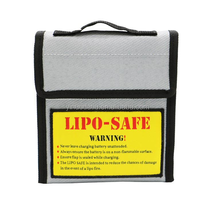 Large Size Lipo Battery Guard Sleeve/Bag for Charge & Storage