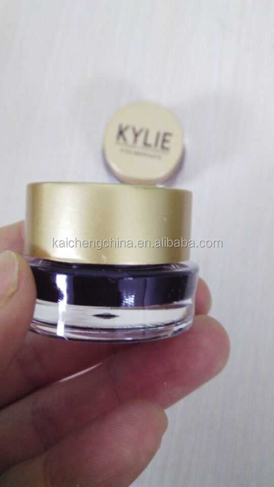 Recommend Kylie Xox0 2 in 1 Brown&Black Eyeliner Make Up Water-proof And Smudge-proof Cosmetics Set Eye Liner Kit in Eye Liner