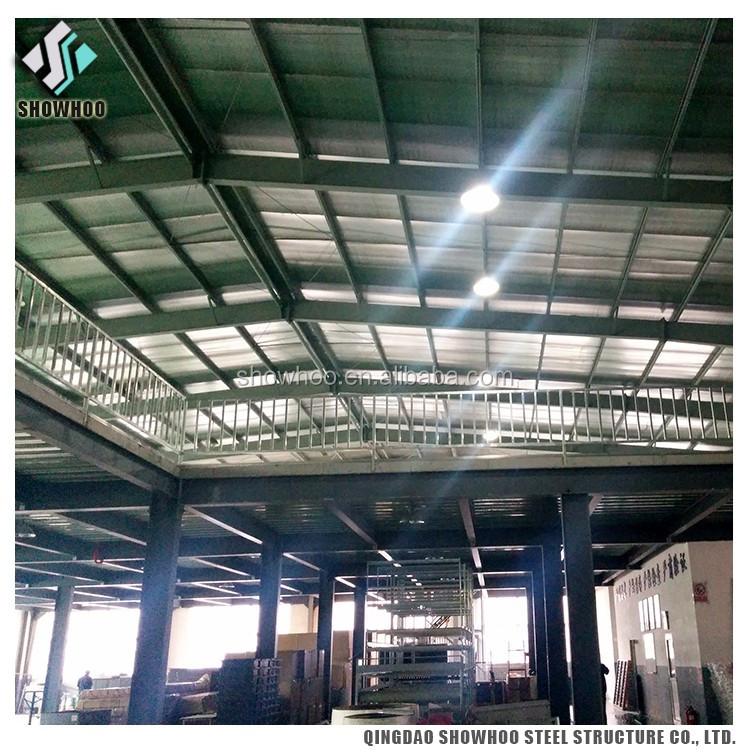 Steel structure prefabricated low cost metal barns
