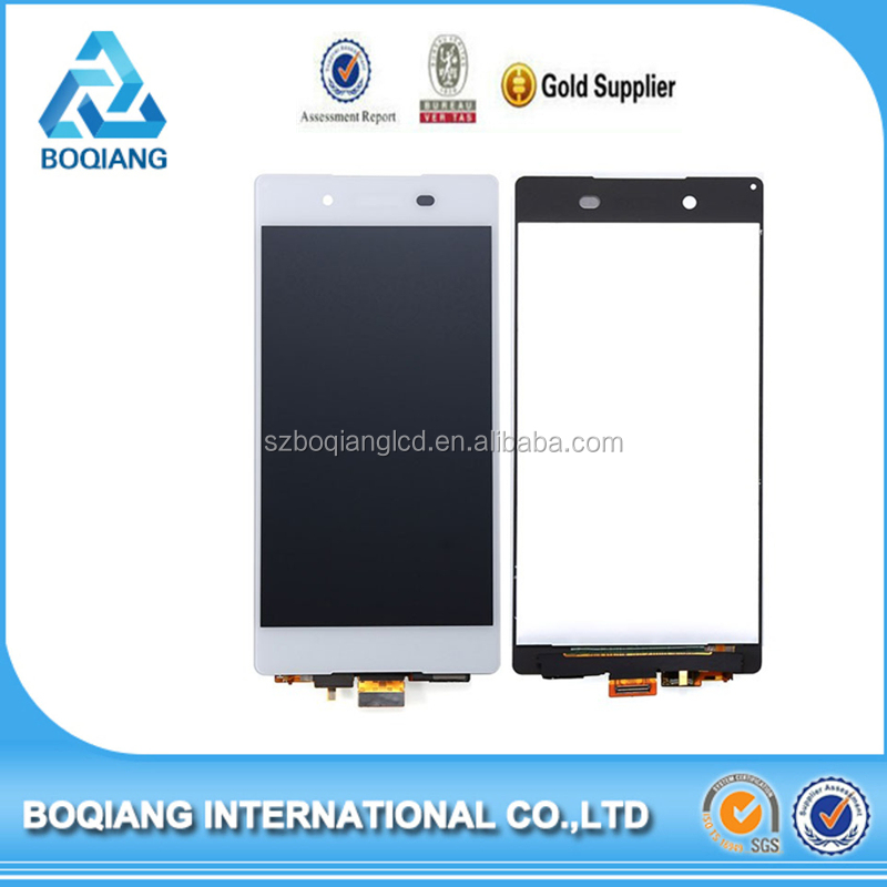 Wholesale digitizer display 5 inch lcd touch screen for sony xperia z l36h