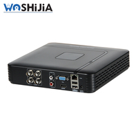 4CH mini 1080P Mobile DVR From China Manufacturer H 264 DVR Firmware
