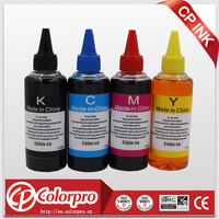 Factory wholesale 100ml Edible Ink refll ink for HP Printer