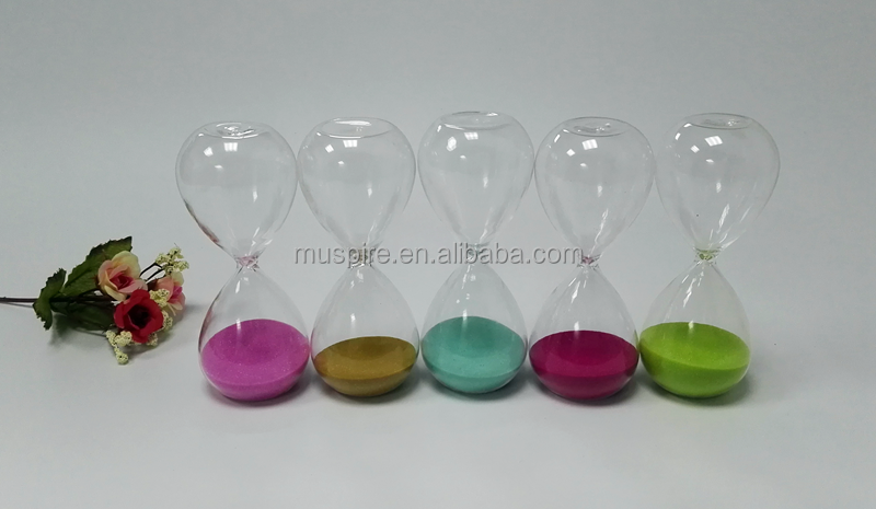Super Quality Wholesale Mini Hourglass Kitchen Sand Clock Timer home decoration sand timer