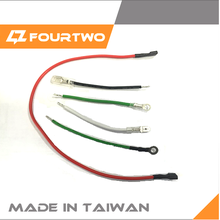 Factory OEM ODM ISO ROHS compliant custom auto wiring harness, car wiring harness