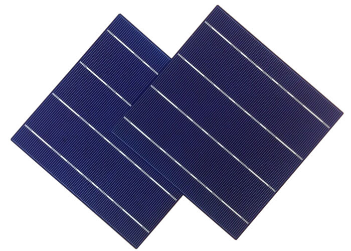 Hot sale High efficiency A grade 3BB/4BB poly solar cell made in Taiwan