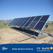 home solar power plant 10kw 15kw best price good quality/ solar power supply system