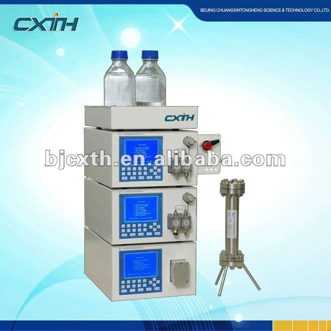 Prp kit---LC3000 Binary Semi-preparative High Performance Liquid Chromatography System