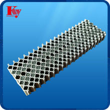 Metal Corrugated staple fastener for case fixing CF106