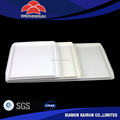 Manufacturer Supply contemporary First quality cheap plastic tray rectangular