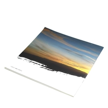 Cheap china company art paper brochure printing price
