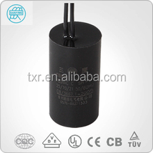 capacitors 25/85/21 5uf 450v with two wires