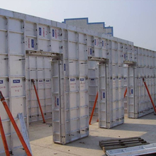 Environmental Friendly modular formwork systems for building