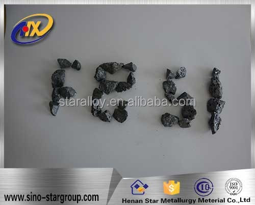China suppliers supply fesi substitution HIHG CARBON SILICON for steel